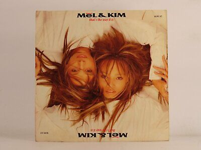£3.41 • Buy MEL & KIM THAT'S THE WAY IT IS (93) 2 Track 7  Single Picture Sleeve SUPREME