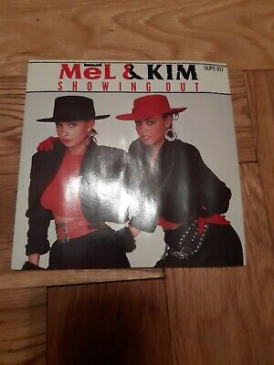 £0.99 • Buy MEL AND KIM SHOWING OUT (2) (18) 2 Track 7  Single Picture Sleeve SUPREME RECORD