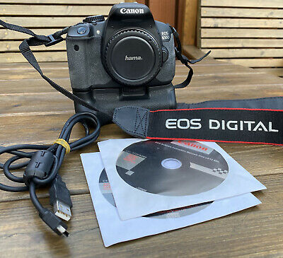 £80 • Buy Canon EOS 650D (no Charger- Not Tested)