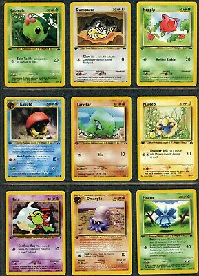 $22.50 • Buy Pokemon Cards 1ST EDITION Neo Discovery Common SET WOTC Mint/NM Vintage 2001 Lot