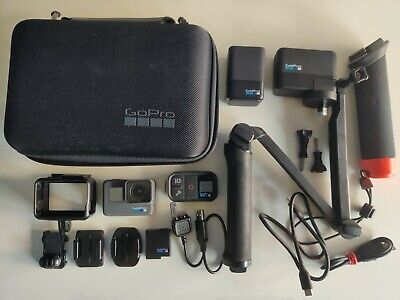 AU400 • Buy GoPro Hero 6 Black, Case, Supercharger, Remote, Various Mounts And Accessories
