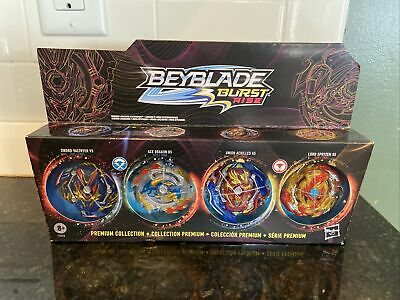 £36.22 • Buy Beyblade Burst Rise Hypersphere Premium Collection 4-Pack
