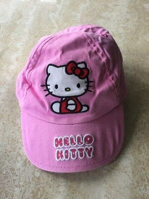 £1.99 • Buy Mothercare Hello Kitty Baby Baseball Hat Age 3-6 Months