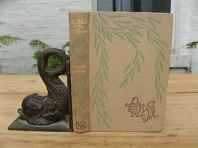 £12 • Buy The Wind In The Willows- Kenneth Grahame 1954 Reprint Society