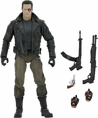 £34.99 • Buy Neca The Terminator Ultimate Police Station Assault T-800 - 7  Action Figure