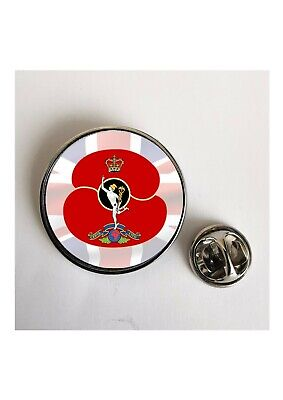 £2.60 • Buy Royal Signals Poppy Military Army 25mm Lapel Badge