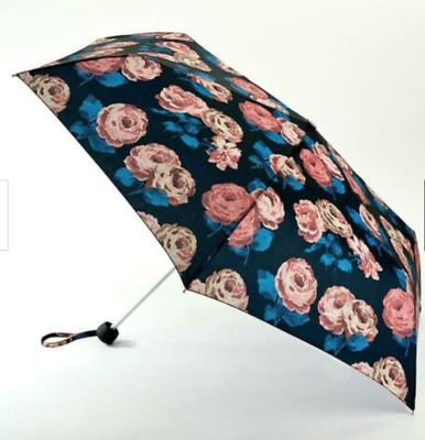 £14.99 • Buy NEW CATH KIDSTON  Beaumont Rose Umbrella With Matching Cover