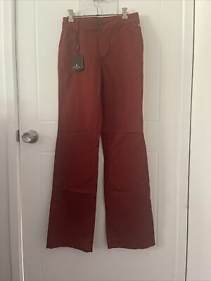 AU13 • Buy Massimo Dutti Chino Pants New With Tags Attached Womens Size 10