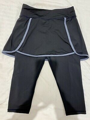 £1 • Buy Women's Workout Skirt Leggings With Pockets Size XS