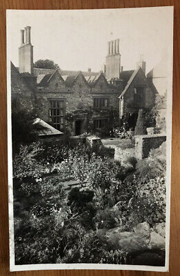 £4.99 • Buy RP Postcard Frank Packer, Chipping Norton, Oxfordshire, No12 Cottage Garden View