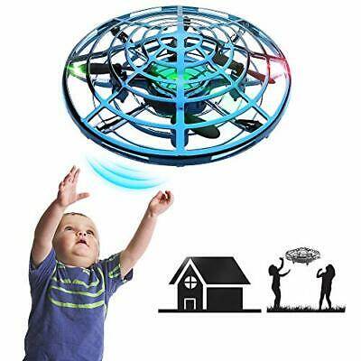 AU32.05 • Buy IOKUKI - Hand Operated Mini Drones For Kids & Adults With Shinning LED Lights...