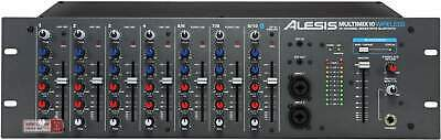 £350 • Buy Alesis MULTIMIX 10 WIRELESS 10-Channel Rackmount Mixer With Bluetooth Wireless