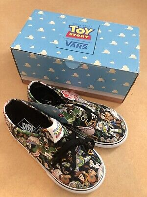 £40 • Buy Vans Toy Story Size 9 Trainers Limited Edition Rare BNWT