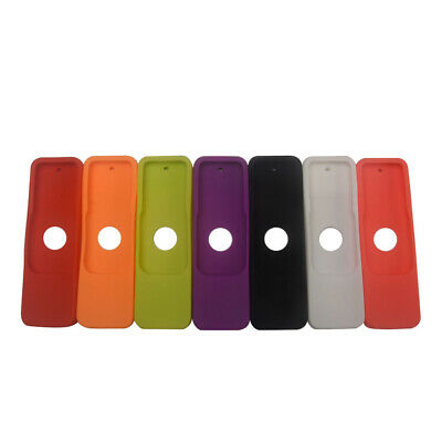 AU4.92 • Buy Silicone Remote Case Anti-Slip Cover Shockproof Skin For Apple Tv 4th Generation