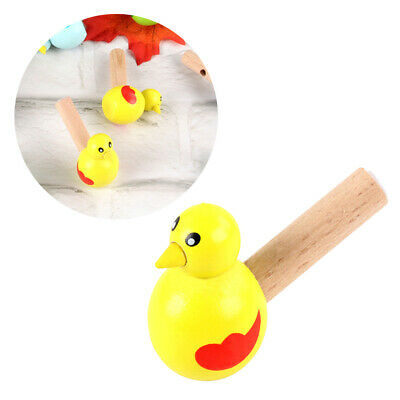 £3.25 • Buy 1pcs Creative Wood Bird Whistle Funny Whistle For Boy Kid Child