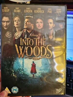 £0.99 • Buy Into The Woods DVD