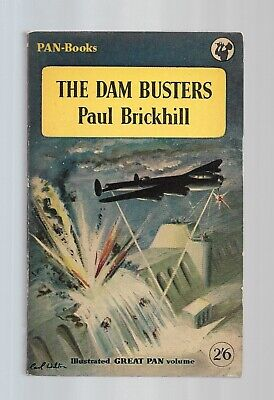 £6 • Buy The Dam Busters By Paul Brickhill (Pan Paperback 1955)