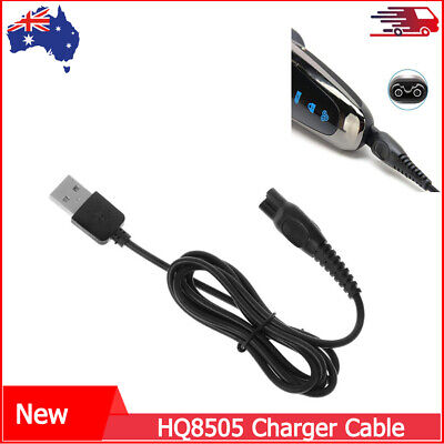 AU14.99 • Buy HQ8505 USB Charging Plug Cable Power Cord Charger For Electric Philips Shaver