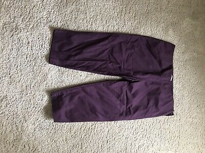 £3 • Buy Marks And Spencer Cropped Trousers Size 16