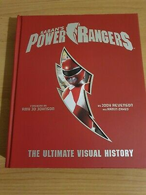 £80 • Buy Power Rangers The Ultimate Visual History