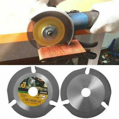 £6.19 • Buy Angle Grinder 125mm 3T For Saw Blade Disc Wood Circular Cutting Disc Rotary Tool