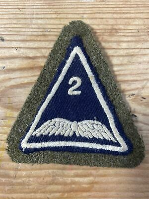 £19.99 • Buy Vintage WWII Royal Signals Second Air Formation Signals Patch Badge