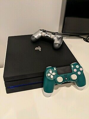 AU400 • Buy PS4 Pro 1TB SSD Storage With 2 Controllers