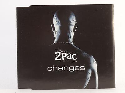 £2.46 • Buy 2PAC CHANGES (I15) 3 Track CD Single Picture Sleeve JIVE