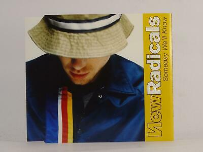 £2.96 • Buy NEW RADICALS SOMEDAY WE'LL KNOW (E64) 1 Track Promo CD Single Picture Sleeve MCA