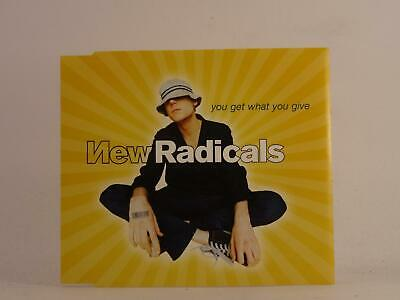 £2.46 • Buy NEW RADICALS YOU GET WHAT YOU GIVE (F55) 3 Track CD Single Picture Sleeve M.C.A