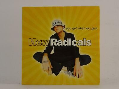 £2.96 • Buy NEW RADICALS YOU GET WHAT YOU GIVE (E59) 1 Track Promo CD Single Card Sleeve MCA