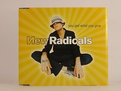 £2.46 • Buy NEW RADICALS YOU GET WHAT YOU GIVE (B26) 3 Track CD Single Picture Sleeve MCA