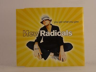 £2.46 • Buy NEW RADICALS YOU GET WHAT YOU GIVE (F59) 3 Track CD Single Picture Sleeve M.C.A