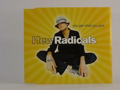 £2.46 • Buy NEW RADICALS YOU GET WHAT YOU GIVE (H25) 3 Track CD Single Picture Sleeve M.C.A