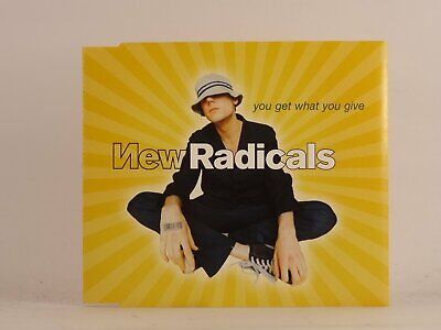 £2.46 • Buy NEW RADICALS YOU GET WHAT YOU GIVE (B35) 3 Track CD Single Picture Sleeve MCA