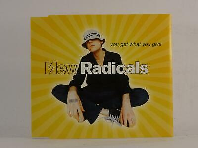 £2.46 • Buy NEW RADICALS YOU GET WHAT YOU GIVE (H19) 3 Track CD Single Picture Sleeve MCA