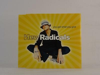 £2.46 • Buy NEW RADICALS YOU GET WHAT YOU GIVE (I56) 3 Track CD Single Picture Sleeve M.C.A
