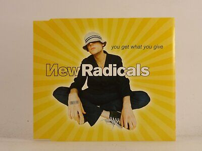 £2.46 • Buy NEW RADICALS YOU GET WHAT YOU GIVE (K58) 3 Track CD Single Picture Sleeve MCA