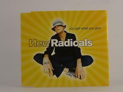 £2.46 • Buy NEW RADICALS YOU GET WHAT YOU GIVE (J51) 3 Track CD Single Picture Sleeve M.C.A