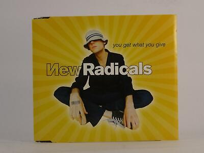 £2.46 • Buy NEW RADICALS YOU GET WHAT YOU GIVE (J42) 3 Track CD Single Picture Sleeve M.C.A