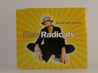 £2.46 • Buy NEW RADICALS YOU GET WHAT YOU GIVE (J58) 3 Track CD Single Picture Sleeve M.C.A