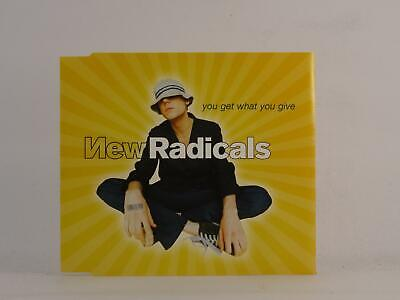 £2.46 • Buy NEW RADICALS YOU GET WHAT YOU GIVE (J6) 3 Track CD Single Picture Sleeve MCA