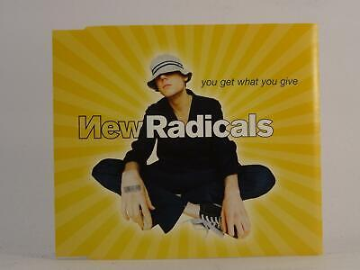 £2.46 • Buy NEW RADICALS YOU GET WHAT YOU GIVE (J99) 3 Track CD Single Picture Sleeve M.C.A