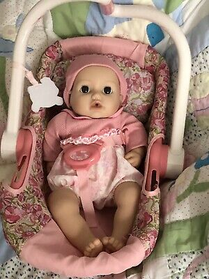 £15 • Buy Latest Baby Annabelle Doll &carrier + Bottle/ Dummy/Extra Suit In Ex Condition