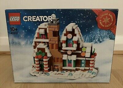 £27.99 • Buy LEGO Limited Edition MINI GINGERBREAD HOUSE 40337 2019 NEW CHRISTMAS SET
