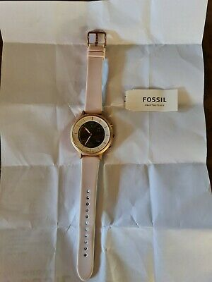 AU150 • Buy Fossil Hybrid Smartwatch HR. Rose Gold With Pink Band.