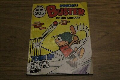 £1.50 • Buy Buster Comic Library Book No 19