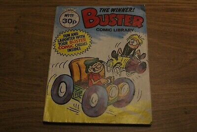 £1.50 • Buy Buster Comic Library Book No 11