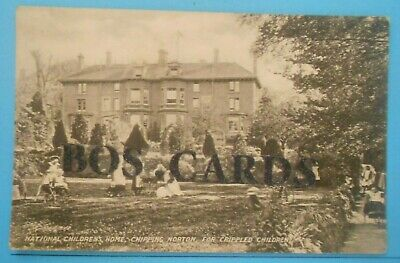 £6.50 • Buy Postcard C.1905 CHILDRENS HOME FOR CRIPPLED CHILDREN CHIPPING NORTON OXFORDSHIRE