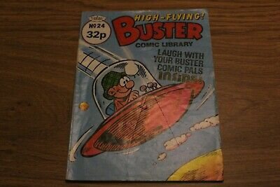 £1.50 • Buy Buster Comic Library Book No 24